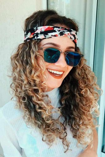 Hairstyles To Make Your Curls Your Dignity Picture 5