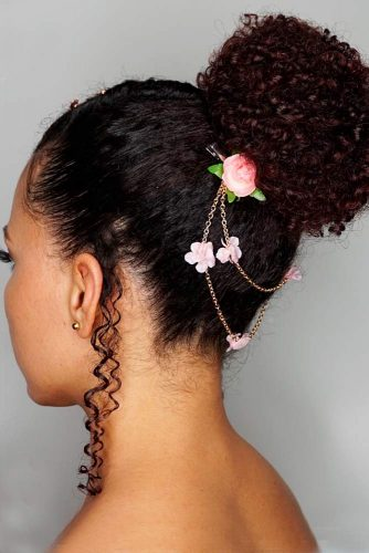 Beautiful Curly Hairstyles For Special Occasion Picture 5