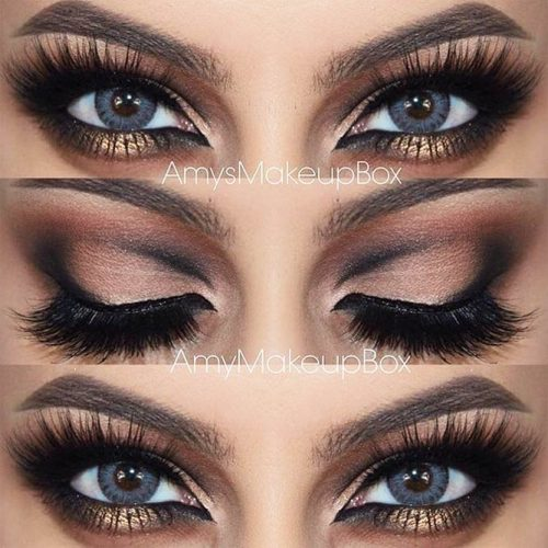 Top Eyeshadow Colors For Blue Eyes picture 3