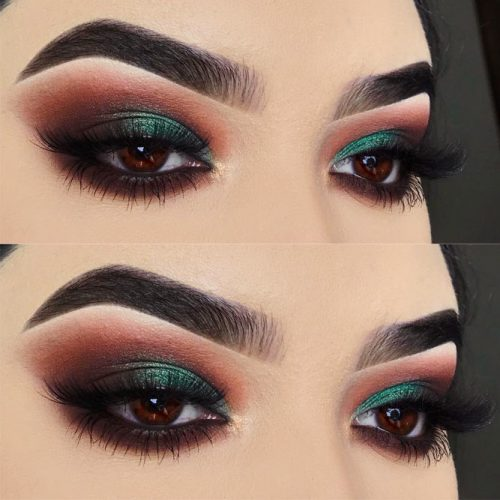 Best Eyeshadow Color For Brown Eyes picture 6