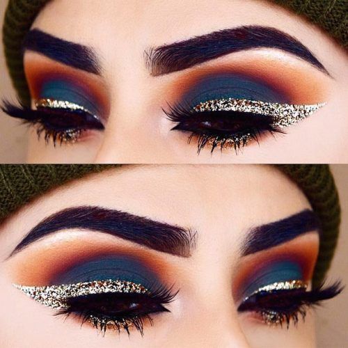 Best Eyeshadow Color For Brown Eyes picture 4