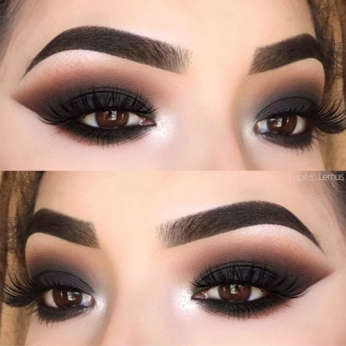 Best Eyeshadow Color For Brown Eyes picture 2