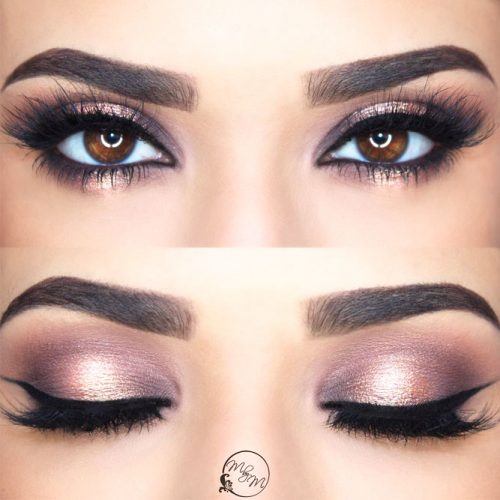 Best Eyeshadow Color For Brown Eyes picture 1