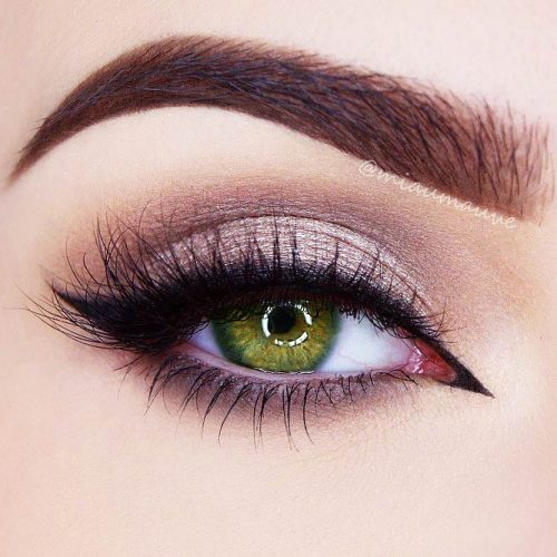 Perfect Eyeshadow Colors For Green Eyes picture 1
