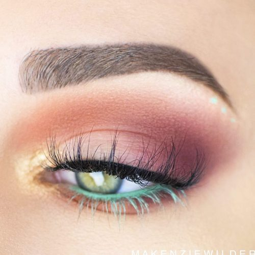 Perfect Eyeshadow Colors For Green Eyes picture 2