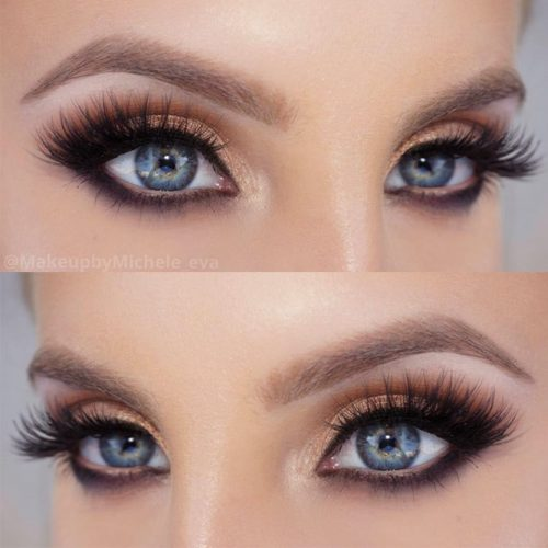 Top Eyeshadow Colors For Blue Eyes picture 2