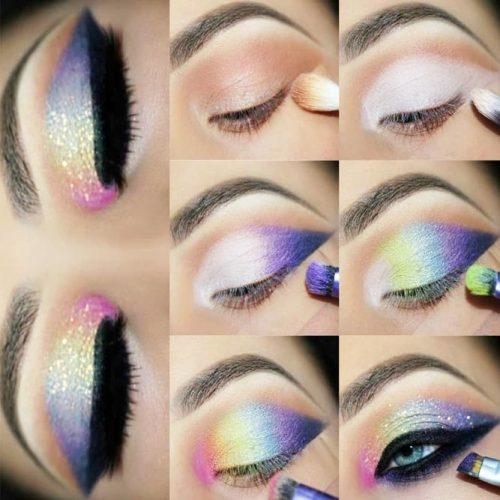Eyeshadow Tutorial For Beginners picture 3