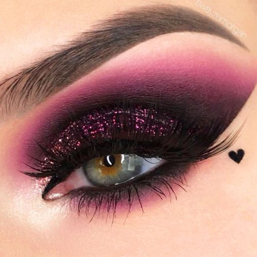 Types Of The Eyeshadow picture 1