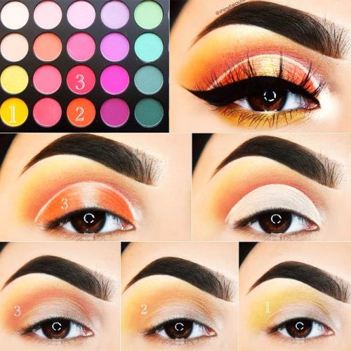 Eyeshadow Looks Step By Step picture 3