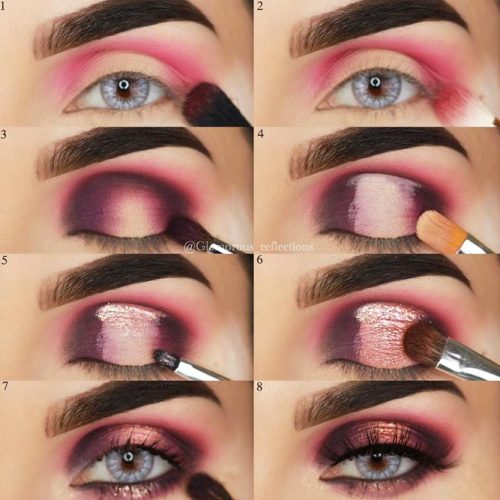 Eyeshadow Tutorial For Beginners picture 2