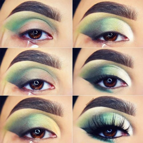 Eyeshadow Looks Step By Step picture 2