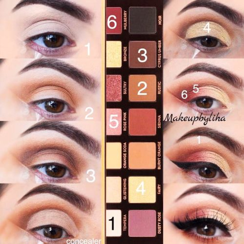 Eyeshadow Tutorial For Beginners picture 1