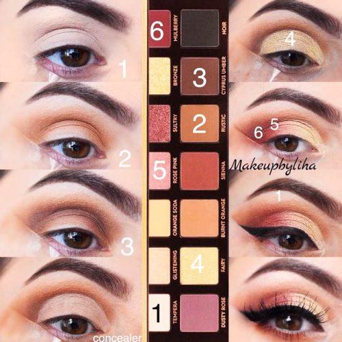 Eyeshadow Tutorial For Beginners picture 1