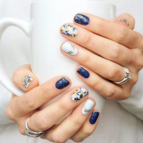 Winter Mood Nail Designs Picture 3