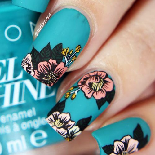 Summertime Nail Art Picture 3