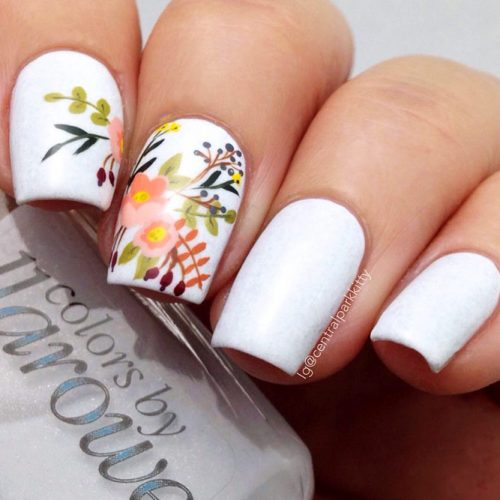 Summertime Nail Art Picture 1