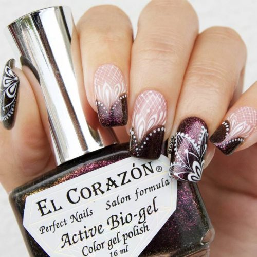 Winter Mood Nail Designs Picture 2