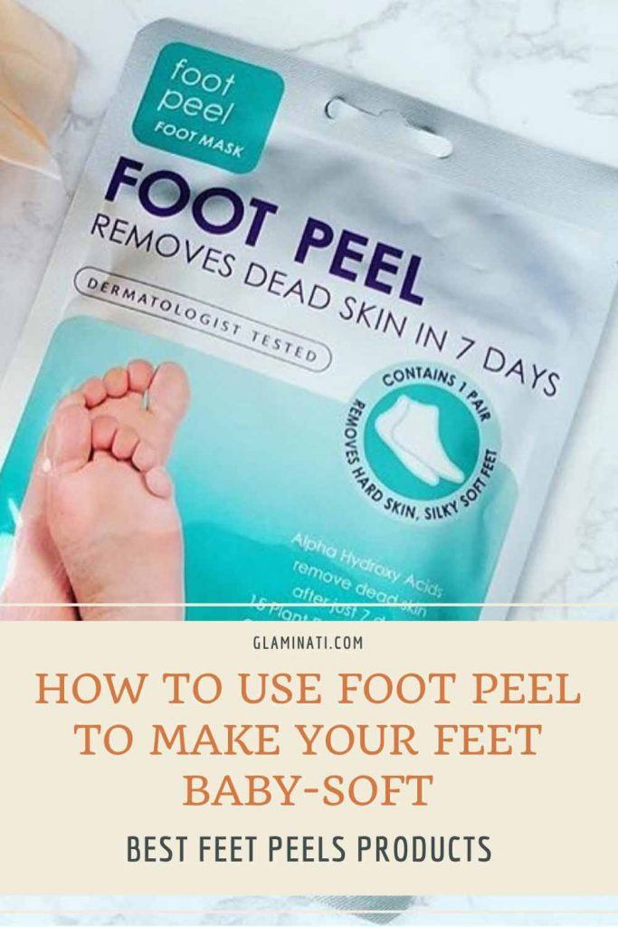 Skin Republic Foot Peel Removes Dead Skin 7 Days #deadskinremoves