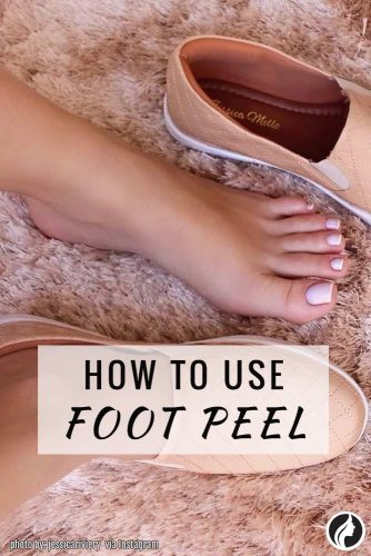 How To Prepare Your Feet For Feet Peel picture 2