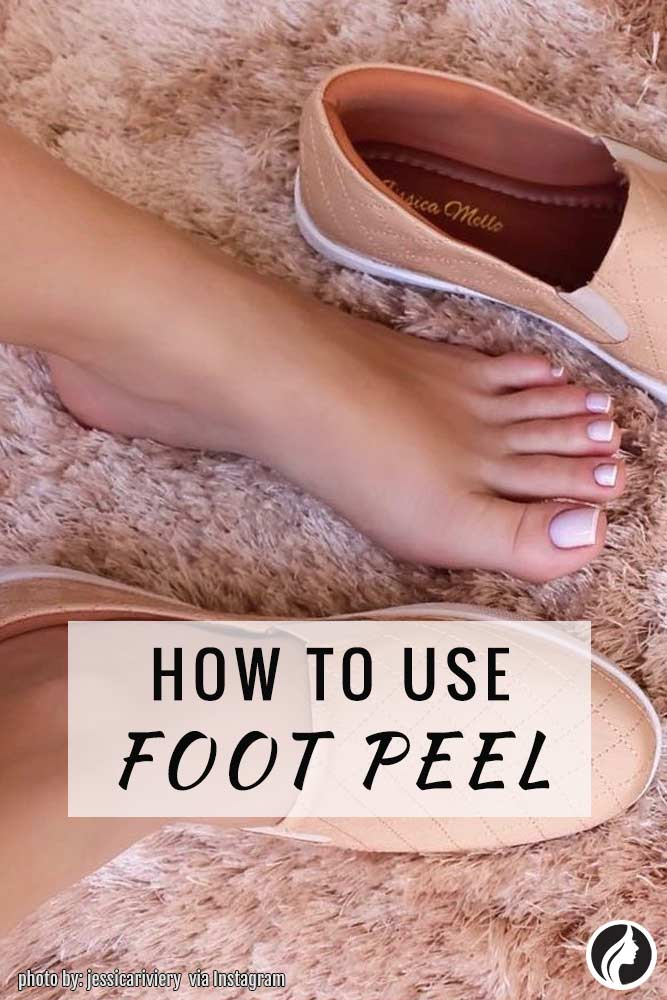 How To Prepare Your Feet