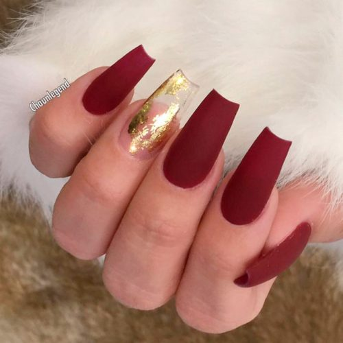 All That Glitters 33 Gold Nails Designs To Try