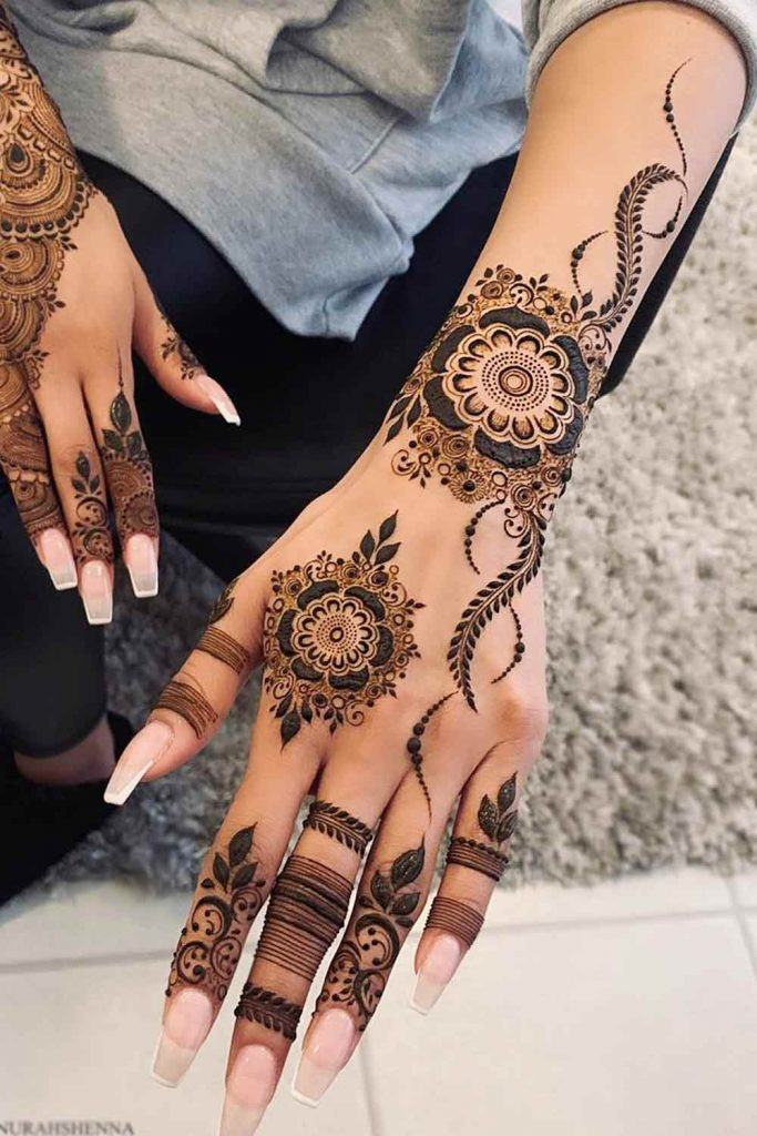 How do you remove henna quickly?