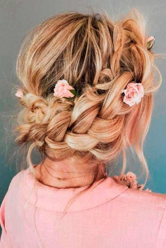 Updo Hairstyles For Long Hair Picture 2