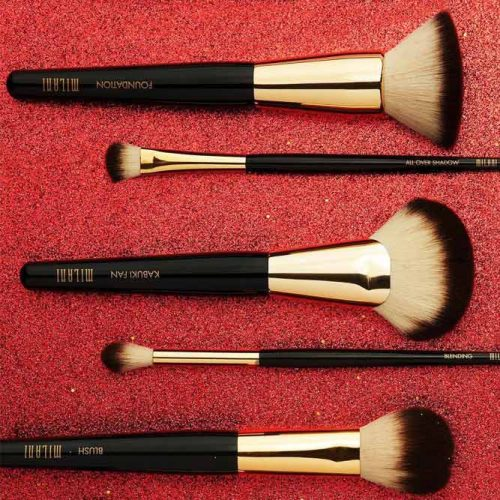 Milani Brush Set #foundationbrush #powderbrush