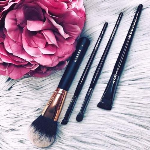 Morphe Makeup Brushes Set #morphebrushes #brushesset