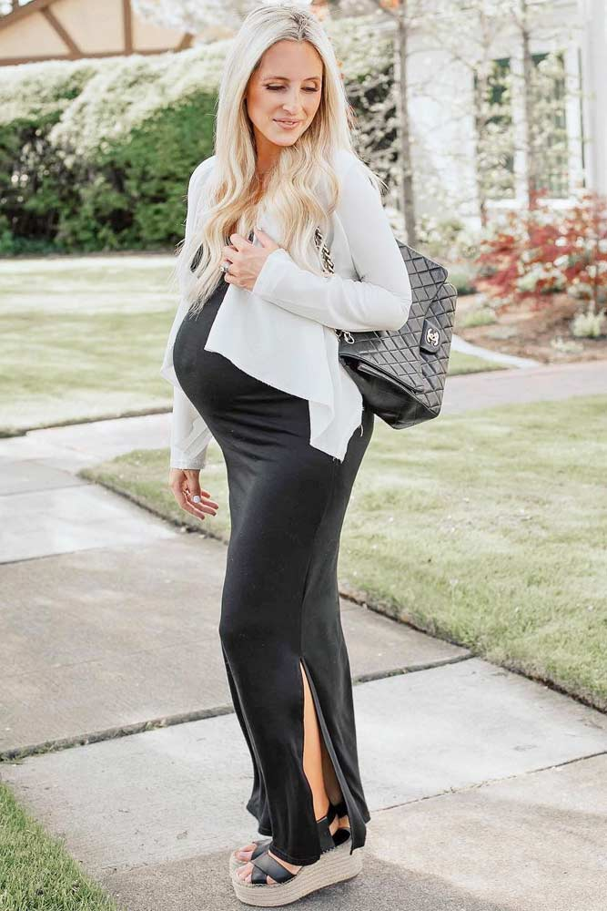 Maxi Comfy Dress For Every Day #maxidress