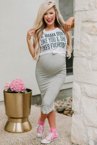 Casual Maternity Dresses picture 3