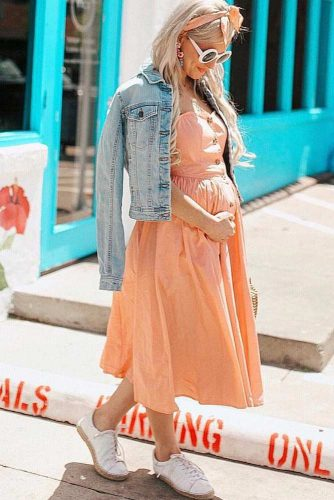 Casual Maternity Dresses picture 5