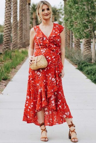 Comfy Boho Maternity Dresses picture 2