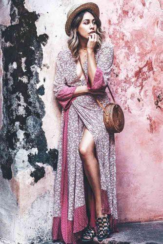 Boho Maxi Dresses picture 3