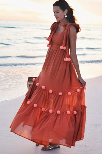 Maxi Dresses For Beach Vacation picture 4