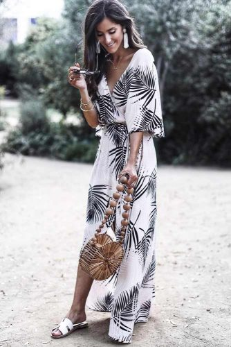 Maxi Dresses For Beach Vacation picture 1