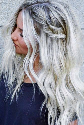 Platinum Blonde Hair Dying Picture 6