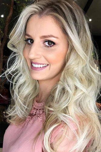Ways To Take Care Of Your New Platinum Blonde Hair Picture 3