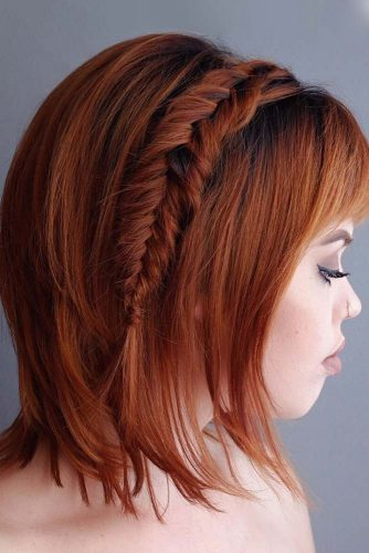 Braids For Short Hair picture 2