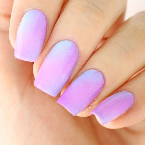 More Ideas For Your Purple Nails Picture 3