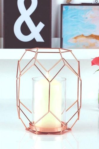 Rose Gold Color Ideas In Home Decor picture 3
