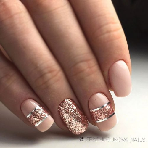 Rose Gold Shades For Perfect Manicure picture 1