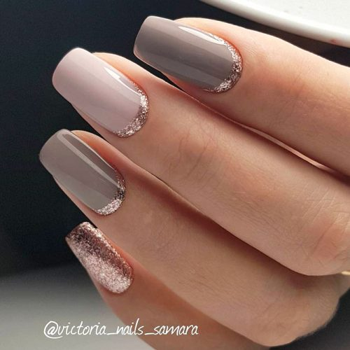 Rose Gold Shades For Perfect Manicure picture 2