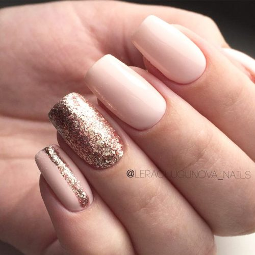 Rose Gold Shades For Perfect Manicure picture 3