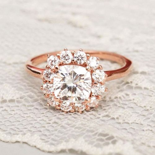 Rose Gold Rings Designs picture 1