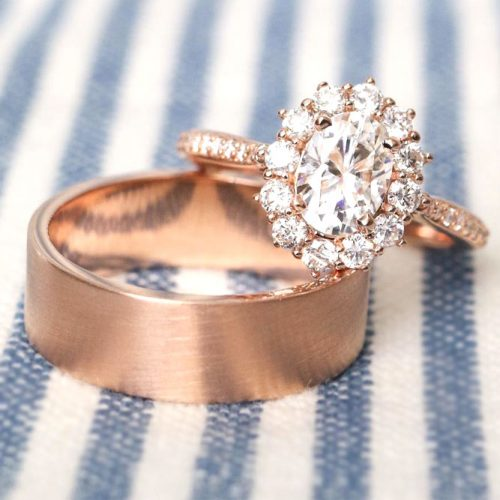 Rose Gold Rings Designs picture 2