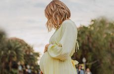35 Maternity Dresses To Feel Comfortable Daily And On Special Occasions