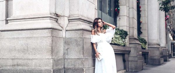 21 White Dress Designs - Which Are In Trend This Year?