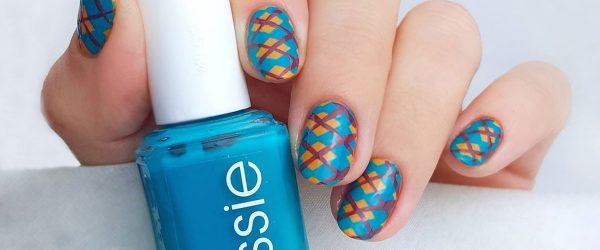 Choose An Argyle Nails Tutorial To Follow Next Time