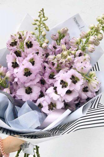 Fairy Delphinium Flowers #delphinium #pinkflowers #delphiniumflowers #delphiniumbouquet